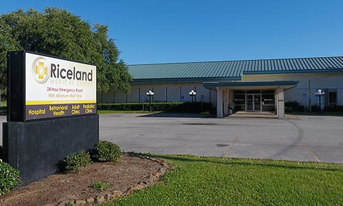 Ricelands Hospitals of Beaumont Texas